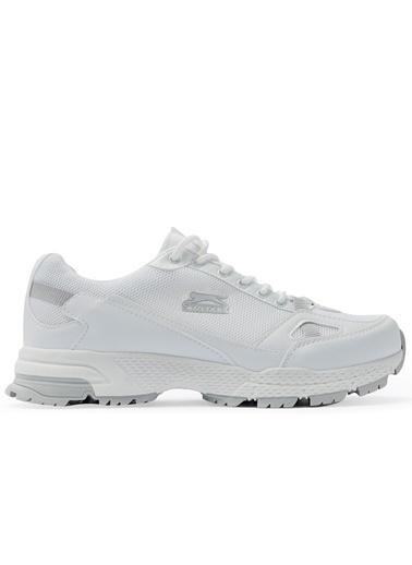 Slazenger Slazenger ADAM I Sneaker Erkek Ayakkabı  Beyaz